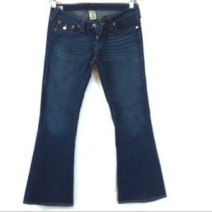 "True Religion ""JOEY"" FLARE"